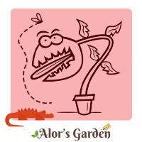 """Венерина мухоловка """"AG Red Crocodile"""""""